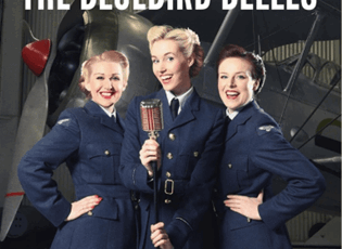 Dreamboats and Petticoats - 1950's Day feat. The Bluebird Belles